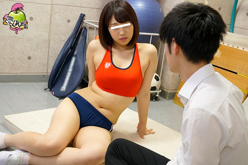 GAPL-050 This Physically Fit Female Upperclassman Is Hooked On